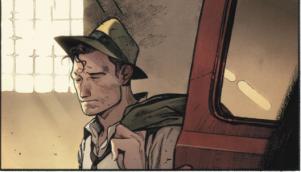 Butch. Property of DC Comics