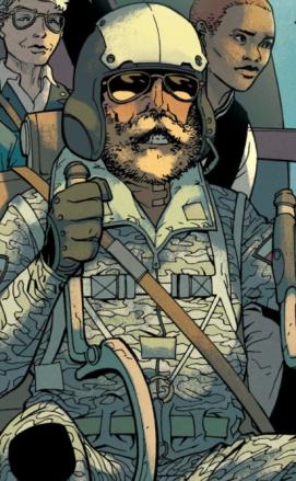 Colonel Burowski